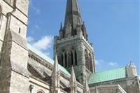 Chichester at Easter